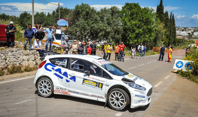 Weekend toscano-laziale per la Casarano Rally Team